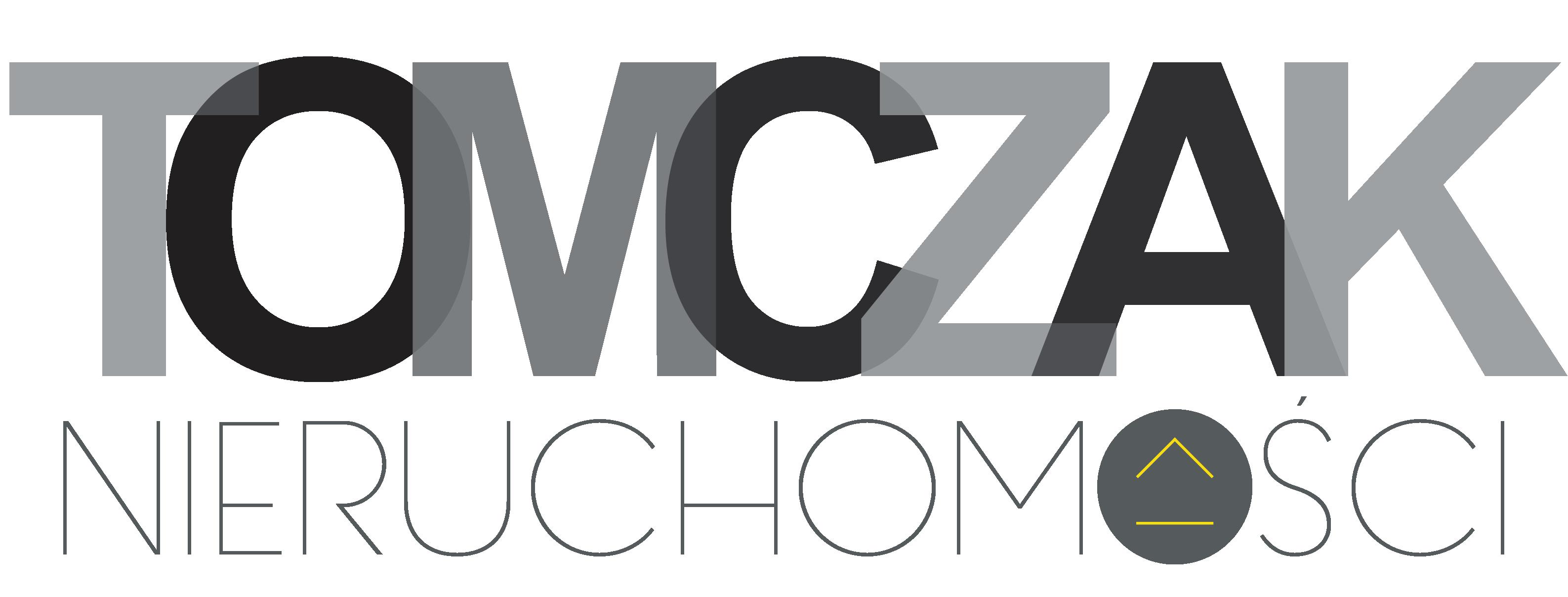 Logo Tomczak Nieruchomości